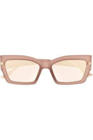 Dior CatStyleDior2 rectangular-frame sunglasses