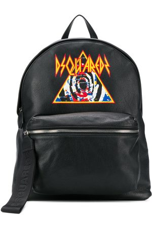 Dsquared2 Printed logo backpack