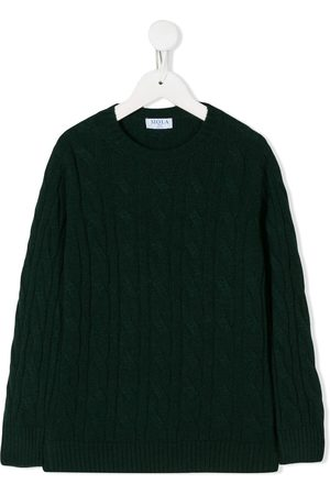SIOLA Cable knit jumper