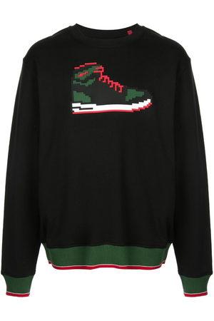 MOSTLY HEARD RARELY SEEN Red Sneak sweatshirt