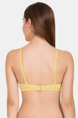 Tweens Double Layered Wirefree Full Coverage T Shirt Bra