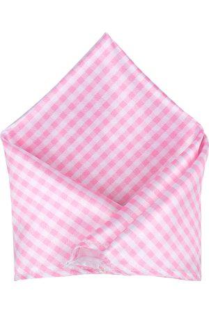 Blacksmith Men Pink Pocket Squares