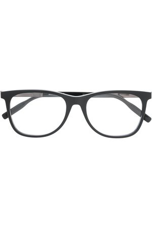 Mont Blanc Logo square glasses