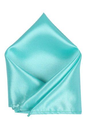Blacksmith Men Blue Pocket Squares