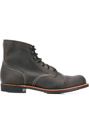 Red Wing Lace-up ankle boots