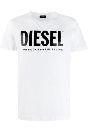 Diesel Men Short Sleeve - Logo print T-shirt