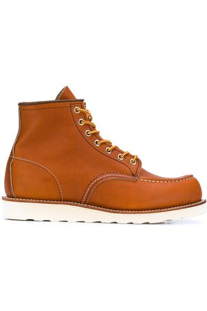 Red Wing Classic Mock lace-up boots