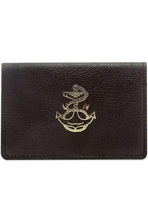 The Real McCoys The Real McCoy's Goatskin Card Holder