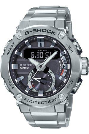 Casio G-Shock Men Black G-SHOCK Analogue and Digital Watch G956 GST-B200D-1ADR
