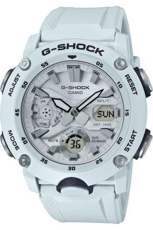 Casio G-Shock Men Blue Analogue and Digital watch G971 GA-2000S-7ADR