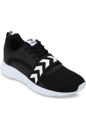 Hummel Unisex Black Lutz Sports Shoes