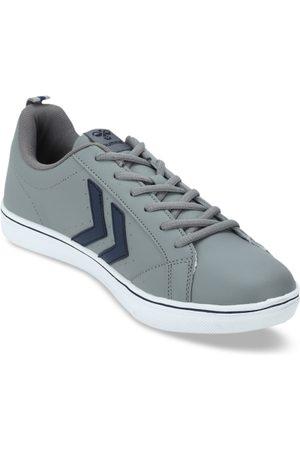 Hummel Unisex Grey Mainz Running Shoes