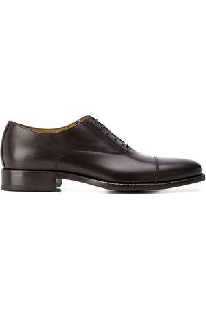 Scarosso Men Brogues - Giove Marrone Oxford shoes