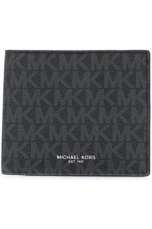 Michael Kors Men Wallets - Logo print billfold wallet
