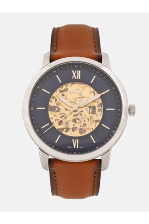 Fossil Men Blue Factory Serviced Analogue Watch ME3160