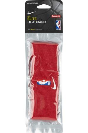 Supreme X Nike Elite headband