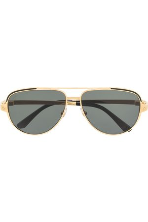 Cartier Tinted aviator sunglasses