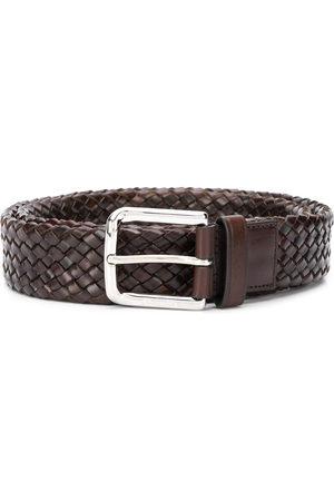 Church's Woven buckle belt