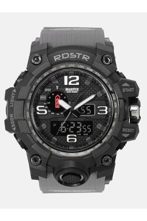 Roadster Men Black Analogue and Digital Watch MFB-PN-SM-1545