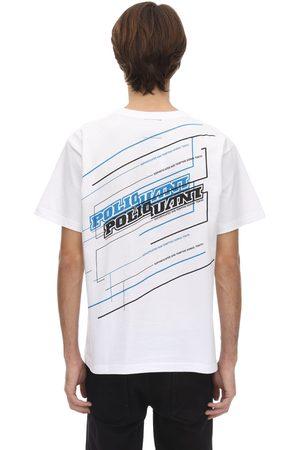 Poliquant Plumbling Cotton T-shirt