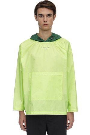 Drôle de Monsieur Men Parkas - Nfpm Waterproof Anorak Jacket