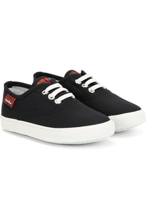 Familiar Canvas low-top sneakers