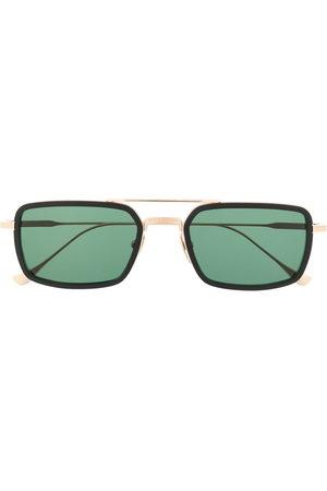 DITA EYEWEAR Square frame tinted sunglasses
