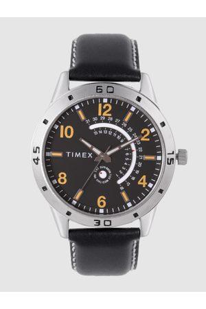 Timex Men Black Analogue Watch TW000U926