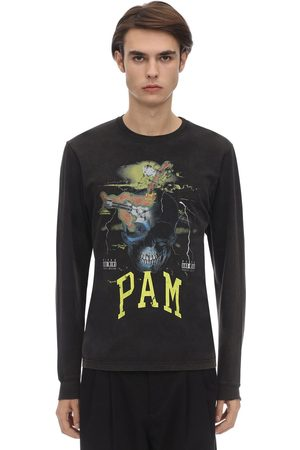 PAM - PERKS AND MINI On Your Mind Unisex L/s Cotton T-shirt