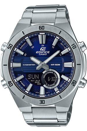 Casio Men Blue Analogue Watch EX457