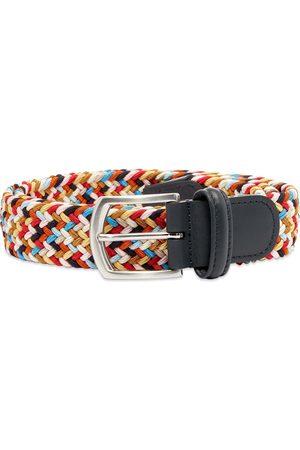Anderson's Men Belts - Anderson's Woven Textile Belt