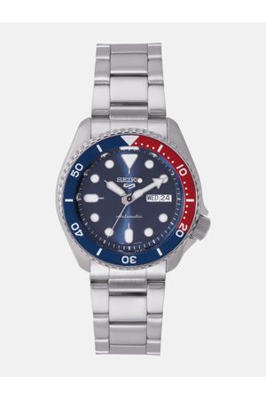 Seiko Men Navy Blue Analogue Watch SRPD53K1