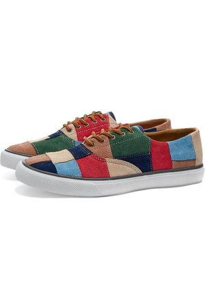 Sperry Top-Sider Cloud CVO Patchwork