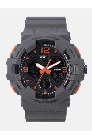 Roadster Men Grey Analogue and Digital Multi Function Watch MFB-PN-OS-AD1711