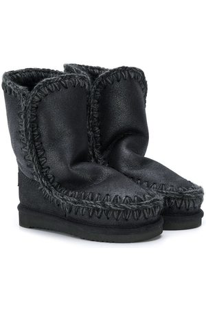 Mou Girls Snow Boots - Slip-on boots