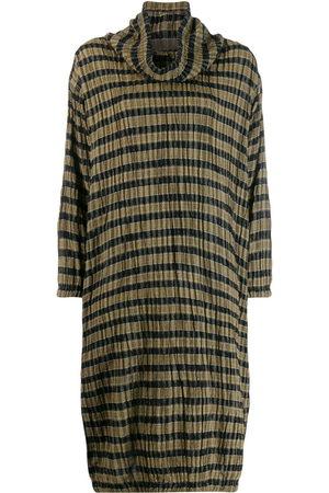 Issey Miyake Women Dresses - 1980's check dress