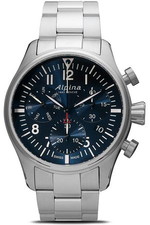 Alpina Startimer Pilot Chronograph Quartz 42mm