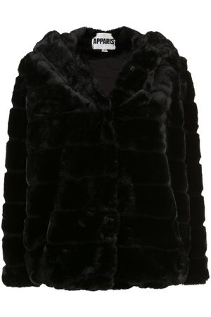Apparis Goldie short faux-fur coat