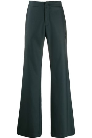 OFF-WHITE Men Formal Trousers - Wide leg tailored trousers