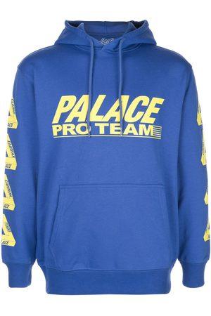 PALACE Men Hoodies - Logo print drawstring hoodie