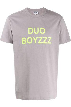 DUO Bouzzz print T-shirt