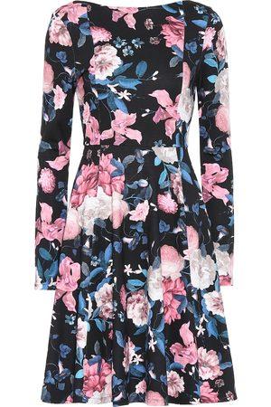 Erdem Martina floral ponte jersey dress