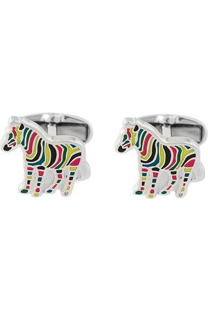 Paul Smith Men Cufflinks - Zebra cuflinks