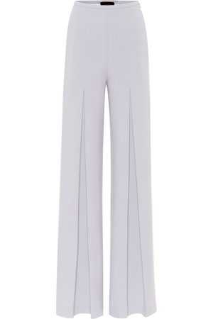Roland Mouret Women Formal Trousers - Exclusive to Mytheresa – Wool-crêpe pants