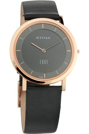 Titan Edge Men Grey Analogue watch 1595WL09