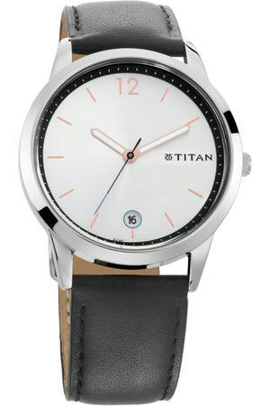 Titan Neo Men White Analogue watch 1806SL01