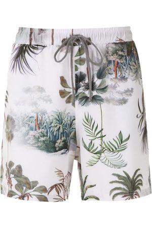 Lygia & Nanny Men Bermudas - GIl printed shorts