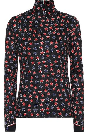 Moncler Genius Printed technical-jersey top