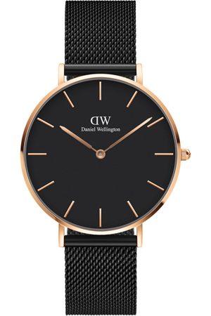 Daniel Wellington Unisex Petite 36mm Ashfield RG Black Watch DW00100307