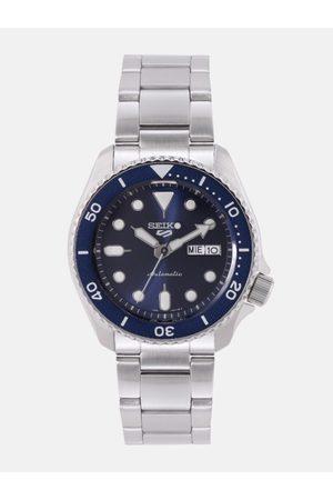 Seiko 5 Automatic Men Navy Blue Analogue watch SRPD51K1